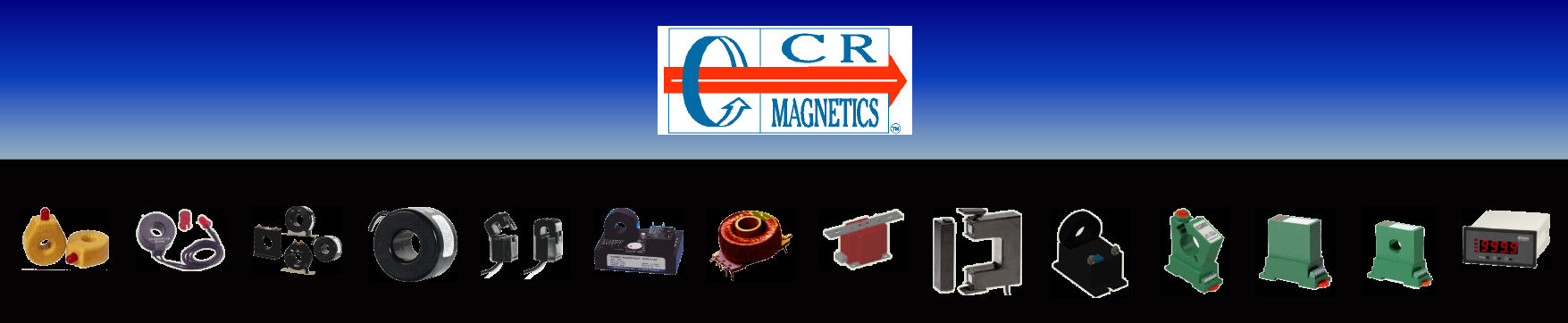 CR Magnetics CT's